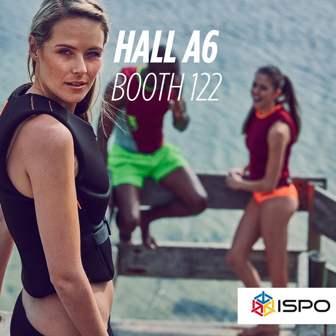 From the 24th until the 27th of January the ISPO Munich will take place again and of course Jobe will be present! Come visit our booth and try Stand Up Paddling! Also @nikguehrs and some Jobe product developers will be there to answer all the questions...