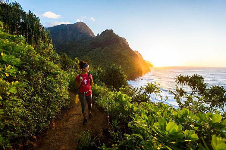 Today is the last day of the #YearOfAdventure Kauai Sweepstakes. Kick your 2016 off right with an adventure to Hawaii and a suite of gear! Enter to win at cotopaxi.com/hawaii. Link in bio.  Photo: @parkerwalbeck