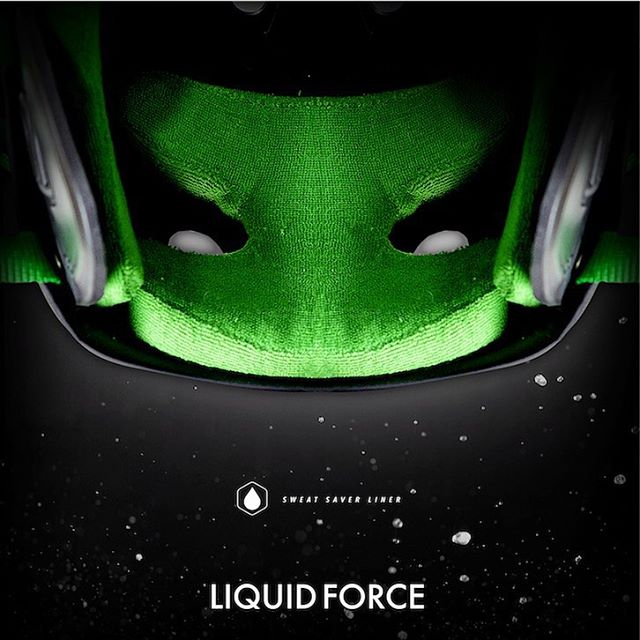 The Liquid Force Sweat Saver Liner. Ultra plush terry fabric wrapping our exclusive dual density foam. Use your head and get the most comfortable helmet on the market. Available styles: Flash, Fooshee, and Dream Catcher. #LiquidForce #useyourhead...