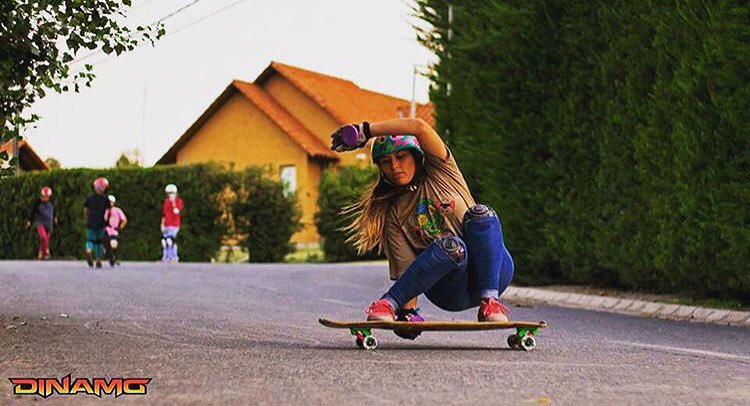 @lgcchileoficial's rider @camypm styling a stalefish. Use the #longboardgirlscrew hashtag so we can track your photos and together keep on growing our community strong.  @camypm de @lgcchileoficial tirando un stalefish. Utilizar el hashtag...