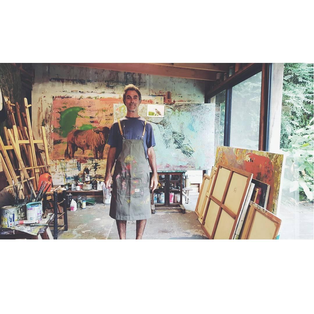 Nuestro delantal en acción // Encontralo en @junta_monton o en nuestro shop online ➡ www.mambomambo.com.ar