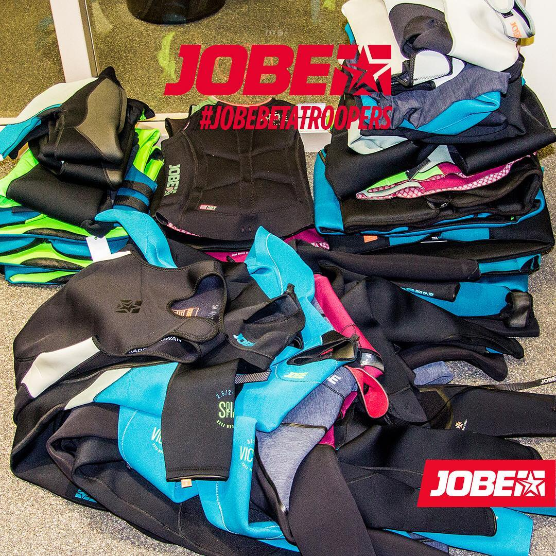 Betatroopers get ready to test new softgoods! Keep an eye on your mailman, we are sending products to 10 different countries! #jobebetatroopers #exclusive #testing #softgoods