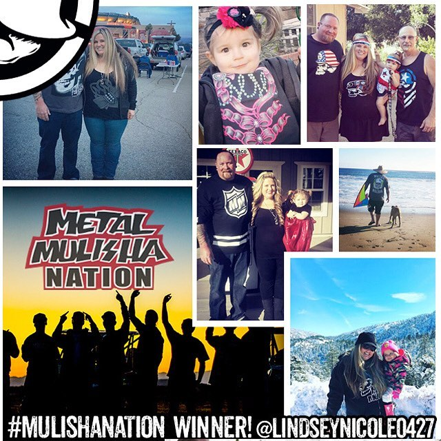 This weeks #MulishaNATION WINNER is @LindseyNicole0427 Please message us via Facebook with your info and a package will go out this week! Keep the #MulishaNATION posts coming! We'll pick another #WINNER next week! Here's how to ENTER—> 1. Post your...