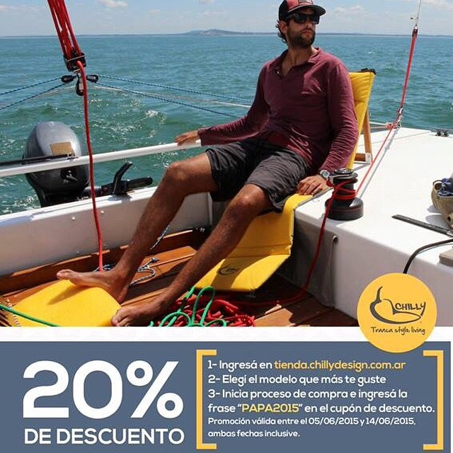@chillydesign #trancastyleliving #regaloparapapa #20%OFF #tiendaonline  http://tienda.chillydesign.com.ar