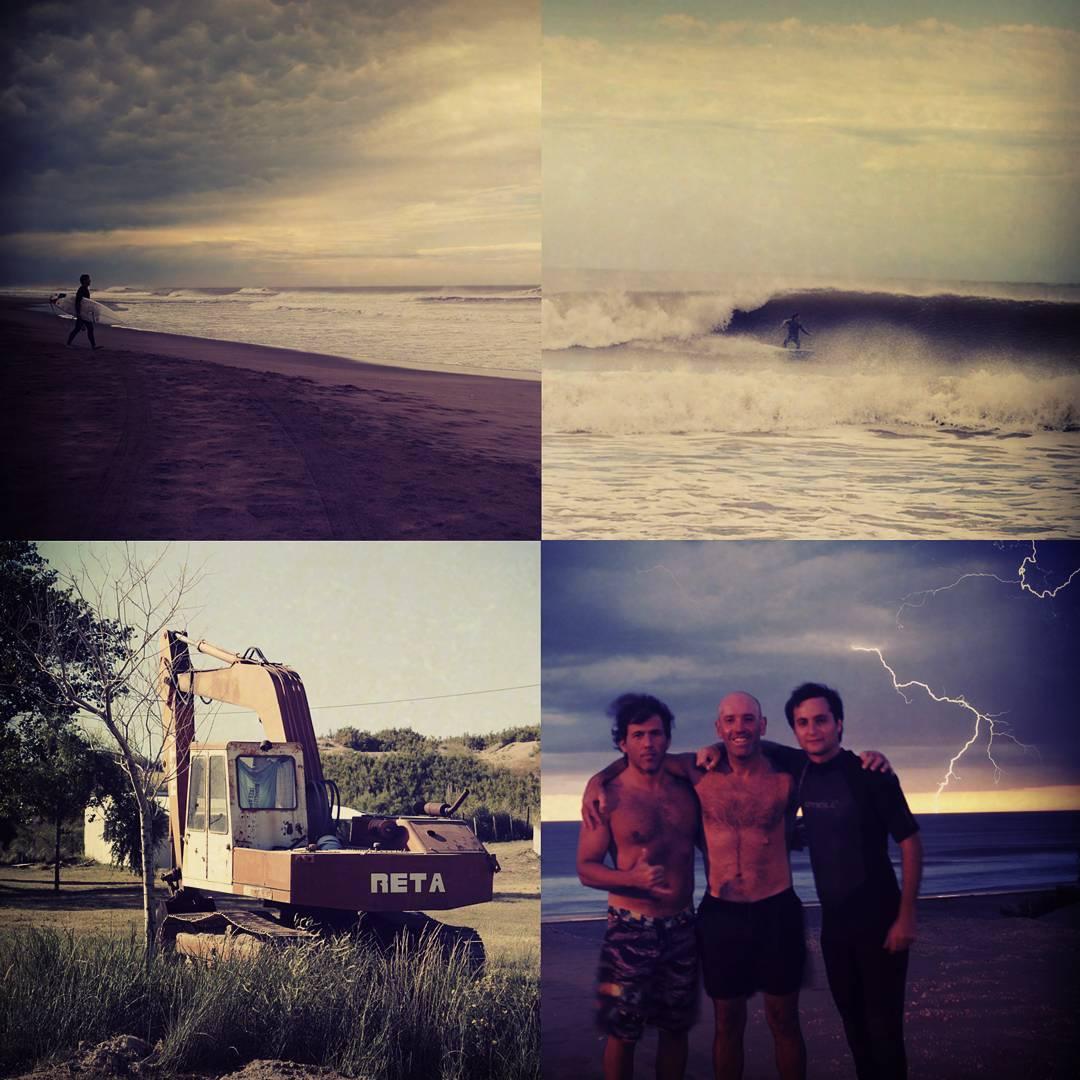 Postales de #Reta #maetuanis #surf #surfing Reta !