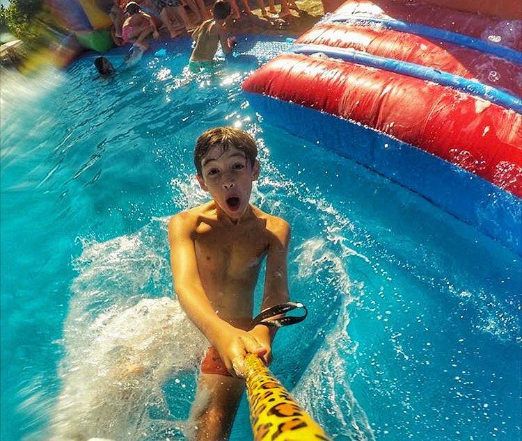 - Zambullite en el verano como nuestro amigo con su @alt.3d con el modelo #LEOPARD - -