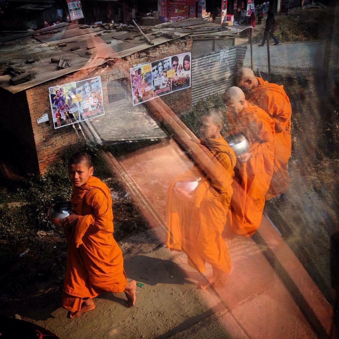 Dreamlike afternoons in Kathmandu