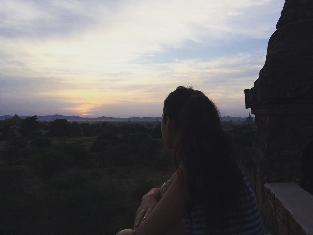 Con el! #sun #myanmar