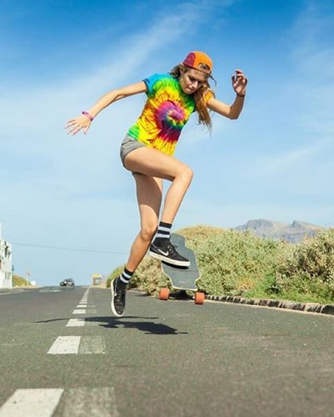 One more from our LGC Dutch Ambassador @femkebosma shot by @mari_aprilfool for @girlsinlongboarding in Canary Islands. Love you girls!  #longboardgirlscrew #womensupportingwomem #girlsinlongboarding #lgcnetherlands #femkebosma #canaryislands
