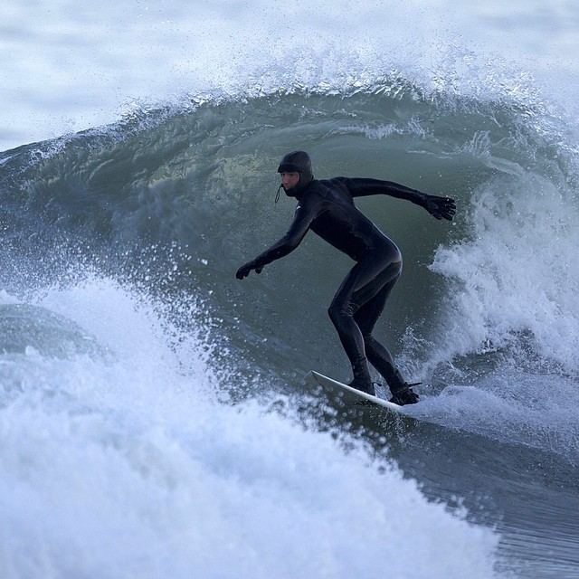 @jmcgraghan shutting it down. #coldasf #coldwatersurf #winter #instagood #photooftheday #like #picoftheday #instadaily #ig #instasurf #webstagram #bestoftheday #love #follow #igdaily #newengland #eastcoastsurf #eastcoast #surf #surfing #wave #water...