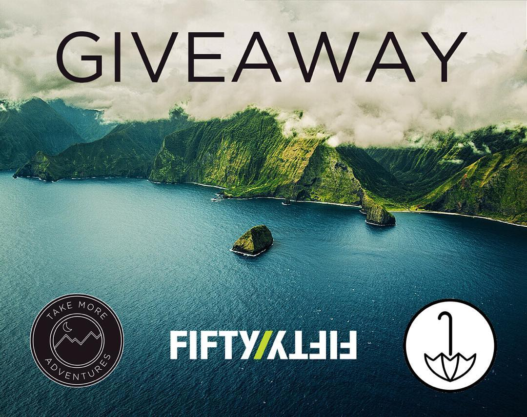NEW YEAR, NEW GIVEAWAY!  We have teamed up with other awesome businesses and you could win a prize from each one! We are giving away a (enter your prize here). To Enter: 1. Follow @takemoreadventures, @greendreamcloco and @fiftyfiftybottles! 2. Like...