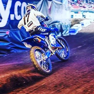 Will @cooperwebb_17 #win again at #A2 #sx ??