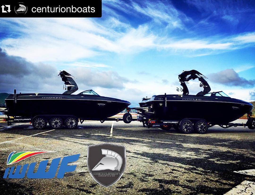 "#RadNews: #Repost f/ @centurionboats, ""#Centurion chosen as Official #Towboat of the #IWWF #Wakeboard #World #Championship #wakeboarding #Ri217 #Ri237 #Rigorous #Innovation"" 