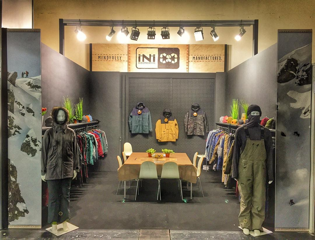 #ISPO 2016 is officially underway. Stop by if at your at the show to say Guten Tag! | BOOTH B5.505 | #MindfullyManufactured ♻️ #Munich