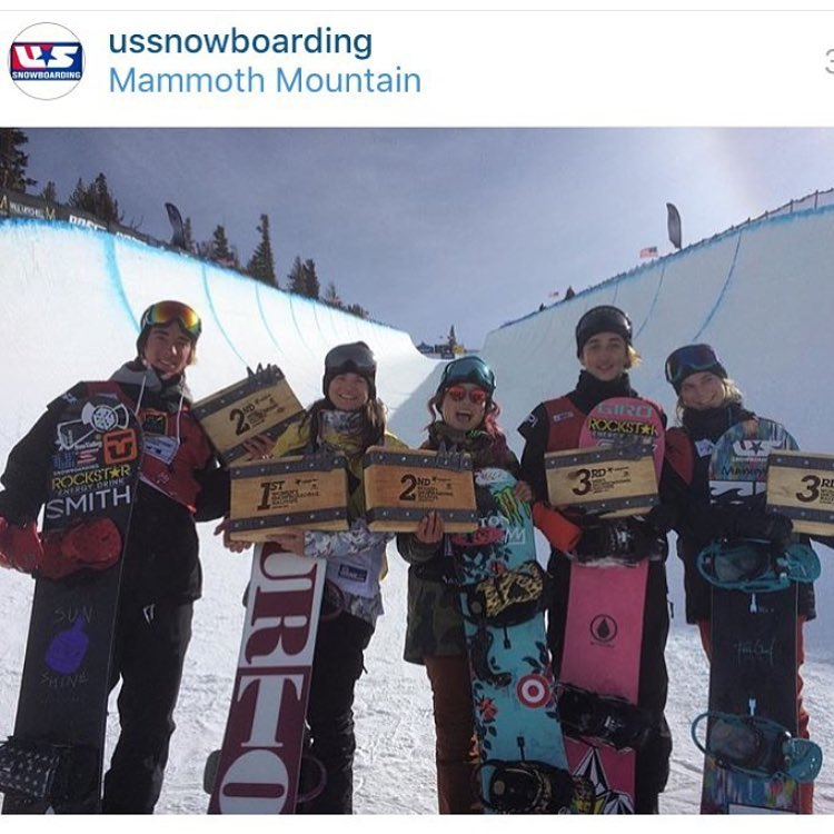 Huge congrats to #A7Renegade @chasejosey for making the podium today at the U.S. Grand Prix Halfipe contest in Mammoth. So hyped to see him focusing his game and riding like a badass! #canigetahellyeah #avalon7 #liveactivated #snowboarding www.avalon7.co