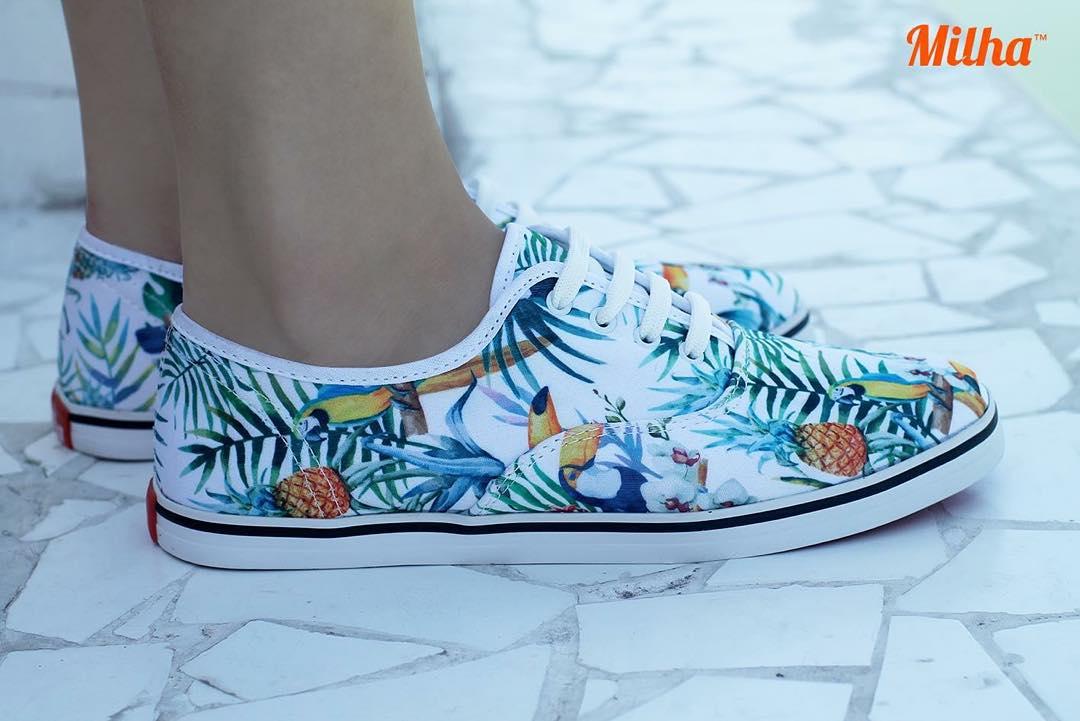 """Milha™ """"Rainforest Toucan"""": Inspirados en una mujer aventurera, que disfruta del aire libre. Sé parte de un grupo que comparten una pasión por el diseño, la estética y el arte! Made to enjoy!www.milha.com.ar #milha @milha_oficial"""