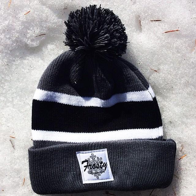 www.frostyheadwear.com #frostyheadwear #jdrf #beanies #snowboarding