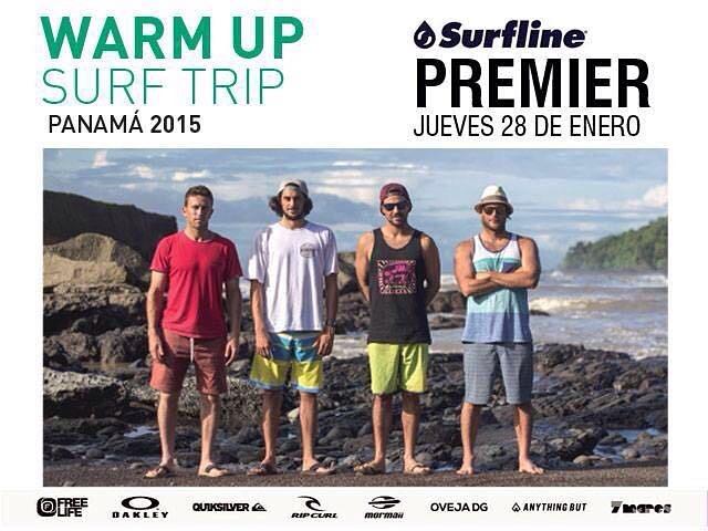 Warm Up Surf Trip  SURFLINE.COM  In Cre i Ble !!! Mas no le podemos pedir a este proyecto -  @maxisirisurf  @nahuelrull  @lucassantamaria @chelosurfing