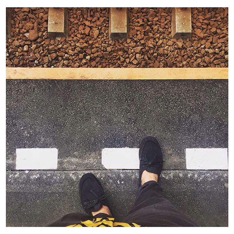 Train life.