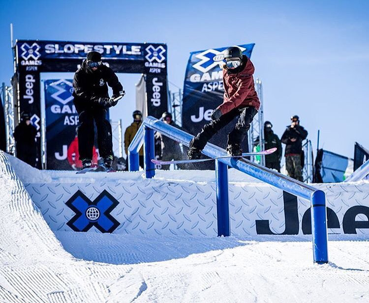 Mega congrats to our girl @JamieAnderson who just took silver in Women's Snowboard Slopestyle at day 2 of @XGames today!! #behealthygetactive Congrats to @SpencerOBrien and X Games newbie @HaileyLangland for rounding out the podium. You go...