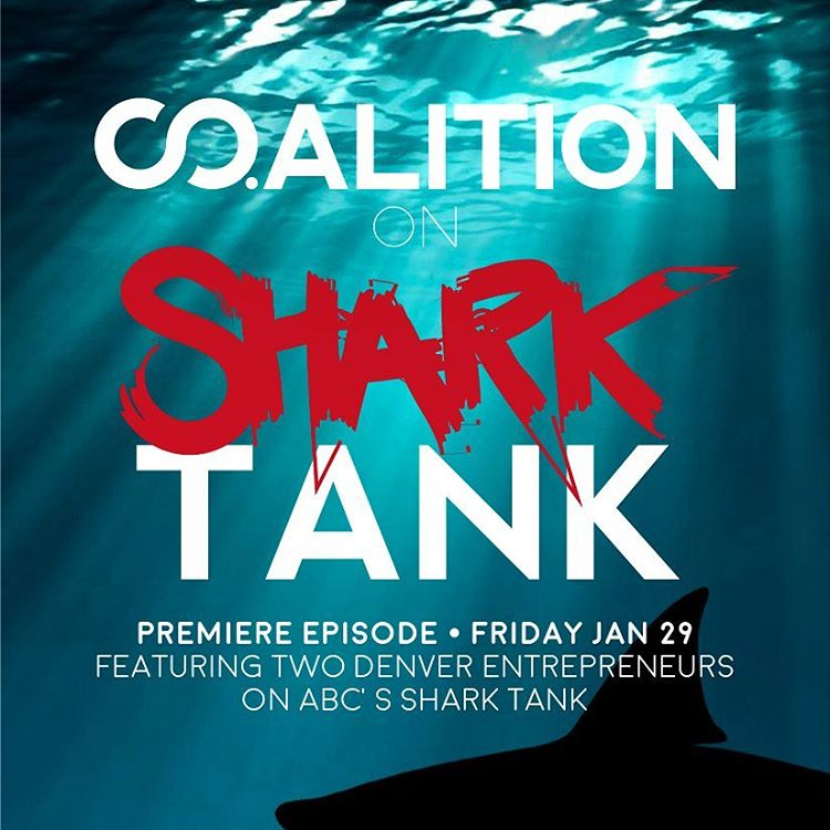 Check out MHM founders on #SharkTank tonight pitching our sister brand, @co.alition #smartpacks Oh man, I hope they make it out alive. Airs at 9/8c #drama