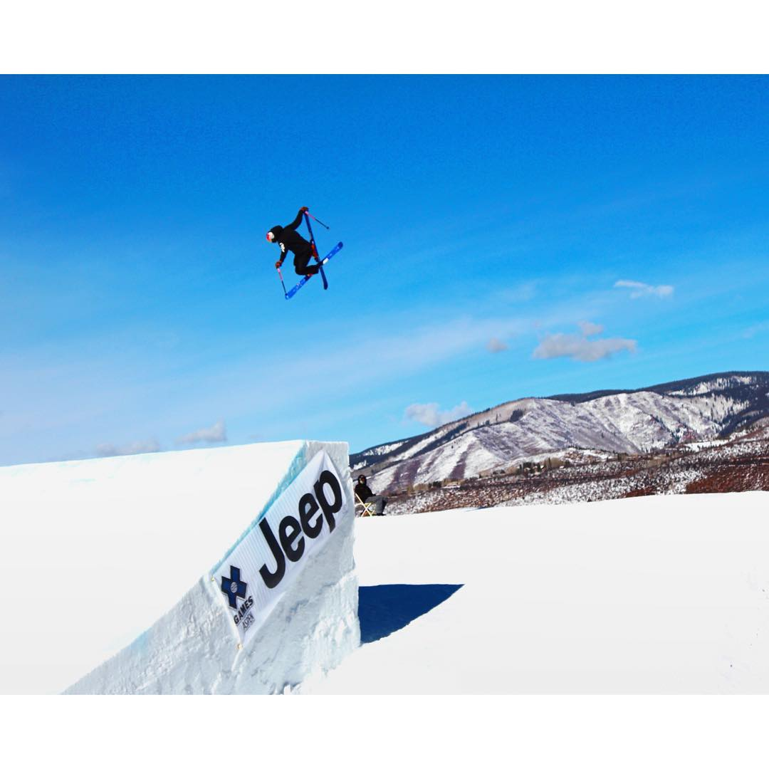 Mens practice for their Big Air finals snowboard tonight and ski tomorrow! These pros are throwing bigger and better tricks every year. Don't forget to see it all on ESPN! #actionsports #extremesports #winterxgames #xgames #xgames2016 #xgamesaspen #ski...