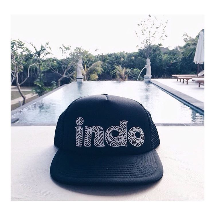 Two words: #Indolife ✌