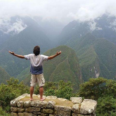 HonkyDory por el mundo #Perú  Grande @gonza_frias un tremendo viajero. Muchos éxitos