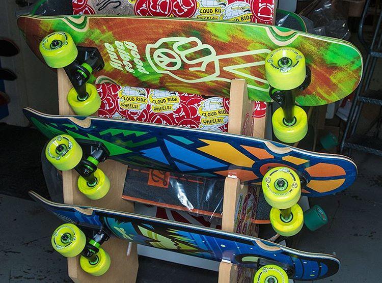 Get in on that Mini Cruiser action and join the fun! #dbmini #dblongboards #longboard #skateboard #dbmini #dbskateboards