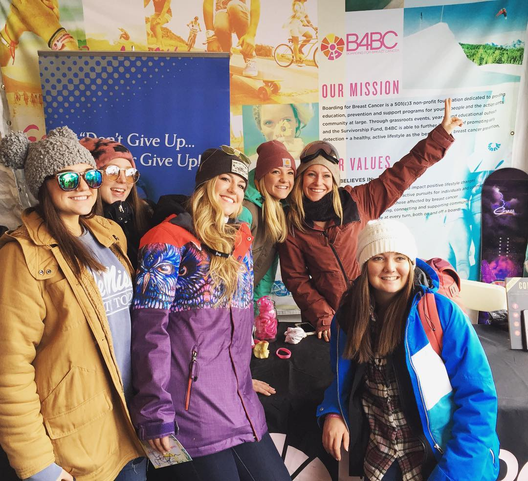 We just wrapped up an incredible autograph signing with the amazing @JamieAnderson at our traveling education booth at @XGames Aspen! Swing by the ESPN Corporate Citizenship tent to find us and get educated, and stick around for autograph signings with...
