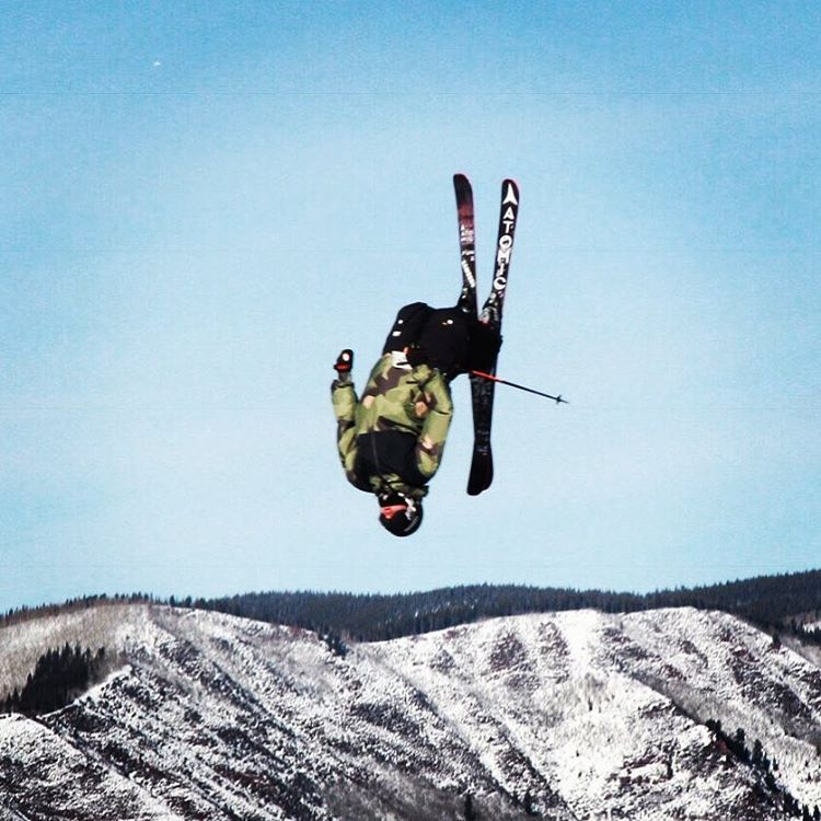 Ski big air is tonight! Don't miss out on that craziness! #ski #skiing #xgames #xgames2016 #xgamesaspen #aspen #redbull #monsterenergy #gopro #athletes #espn #finals #photography #backflip #graceflix