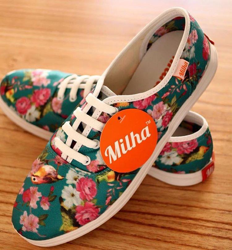 Milha™ Garden sigue la tendencia internacional del kimono! Los estampados asiáticos se impregnan en vestidos, accesorios y calzados! Made to Enjoy! www.milha.com.ar #milha #zapatillasdemujer @milha_oficial
