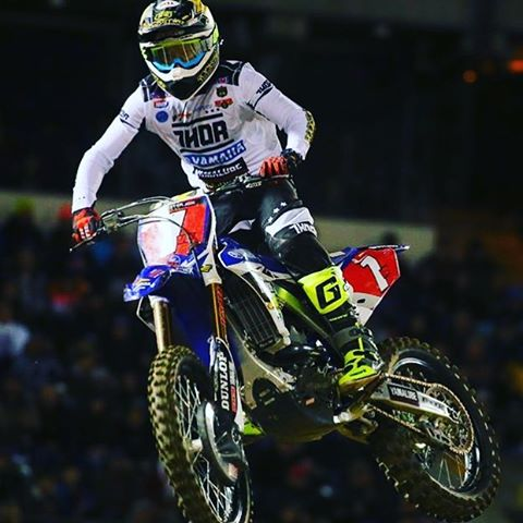 Will @cooperwebb_17 #win ??? I say yes! #team #deegan38 #rider @mickeythompsontires #sx