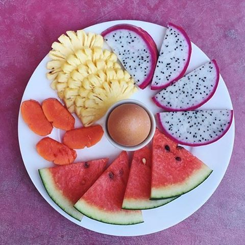 Fresh & healthy breakfast