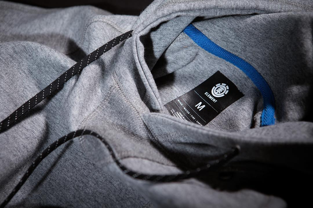 "new ""authentech fleece"" is now available >>> made with a unique 3-layer lightweight fabric which retains warmth and also responds to your natural motion >>> link in our bio for full collection!"