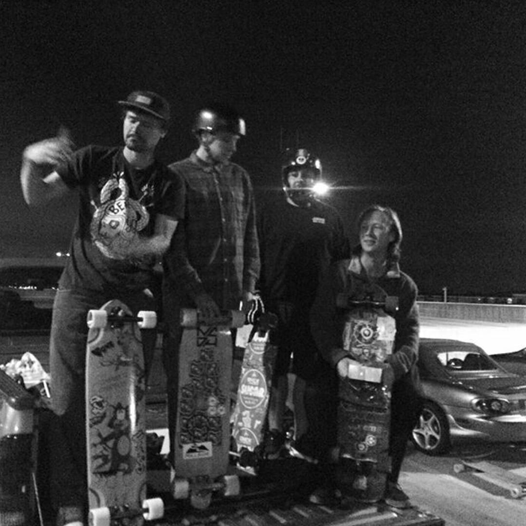 Big Congratulations to Team rider Michael Carson--@mcarsonlikescats for taking 1st place at the Pleasanton Garage race!  1. @mcarsonlikescats  2. Dan Oliver  3. @gumdropterror 4. @b_naughty_  Thanks for throwing the event y'all!  #michaelcarson...