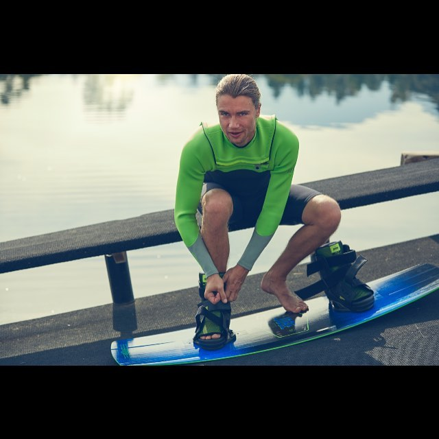Wakeboarding is great fun! Jobe wetsuits are designed to make sure it is still fun after a few hours of shredding; it keeps you warm and protects your body!  #wakeboarding #cablepark #wetsuits #watersports #wakepark