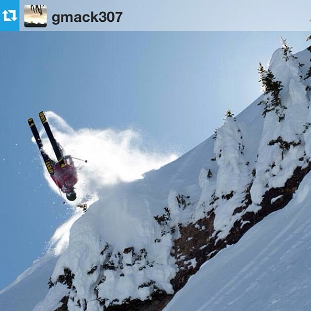 4FRNT Athletes the Mackenzie brothers send it in Targhee #riderowned PC: @acpictures