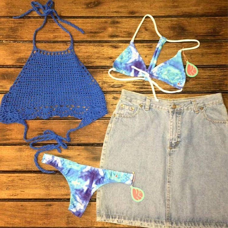 Podes encontrar todas nuestras #Bikinis en @TiendaFluo (Gal. Essenza. Moreno 2941. Local 11. MdP. 10 a 22hs)