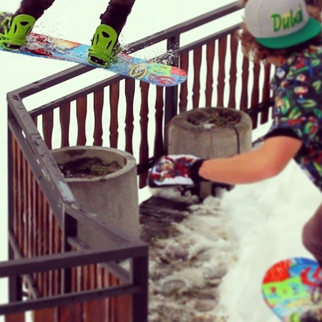 @stewartalex166 keeps it Flux'd on the #TT's with @rustytoothbrush! #thefluxlife
