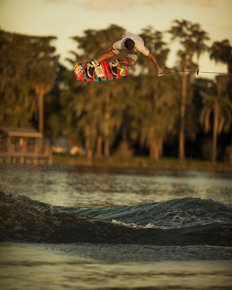 @austinhair made the cover of @wakemag. Sunset steez. || #nectarlife #truefreedom