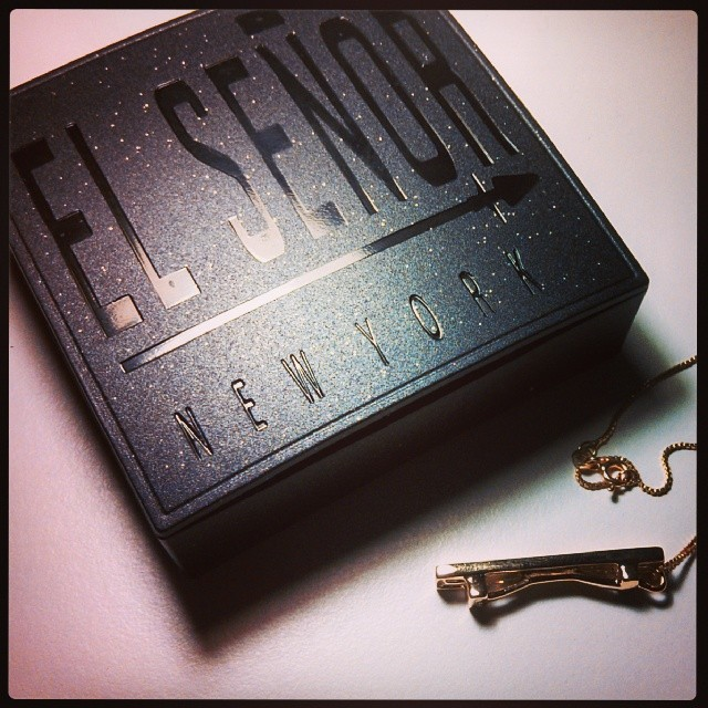 Beautiful skate jewelry from El Senor New York!