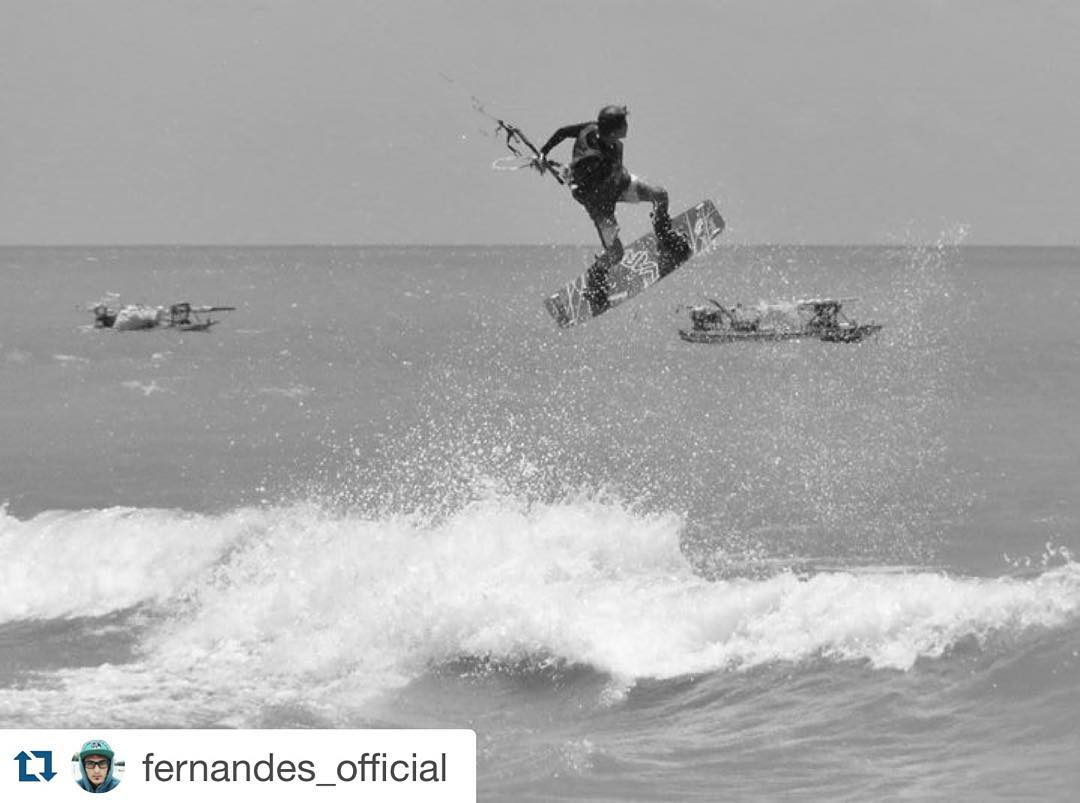 @fernandes_official in Xepa beach