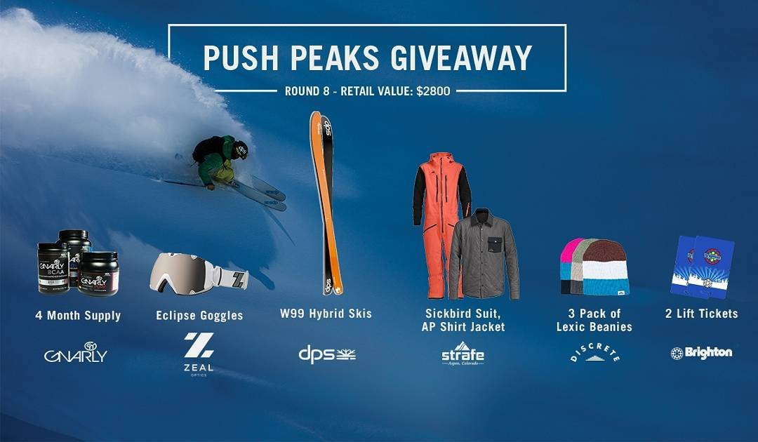 Sniffing around for some sweet freebies? Perhaps DPS Skis Wailer 99's? We've hitched up with @discrete for the #pushpeaks giveaway. Sign up/tag a needy friend and enter here: http://rock.discreteclothing.com/deepdaysofwinter/. PH: DPS' @pierssolomon //...