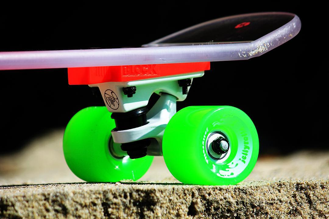 Order a Jelly Board and get a FREE set of Jellrolls skate wheels for a limited time! Click the link in our bio! #jellyskateboards #jellykingslayer #blockrisers #spreadthejelly #danapoint #skateboards