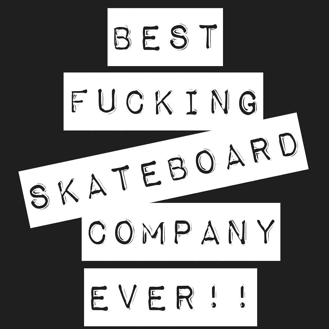 So we've been told #dope #deals #quality #wood #customerservice #freeshipping #skateshop #skateboard #longboard #longboards #skatelife #webshop #global #distribution #decks #trucks #wheels #bearings #griptape #concretewave #thankyou