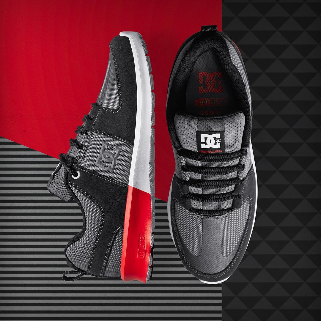 Introducing the Lynx Lite. It's the best of DC Lynx heritage with the uncompromising comfort of a trainer --> dcshoes.com/lynxlite #DCShoes #DCLynxLite