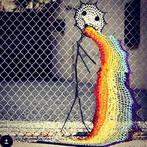 #crochet #art