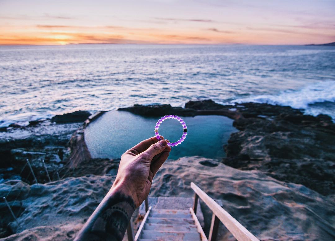 Your first steps to everywhere #fightformemories #purplelokai  Thanks @shortyboyy_