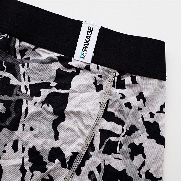 The new Black Water Camo, up close and personal. #MyPakage #NoRubTag